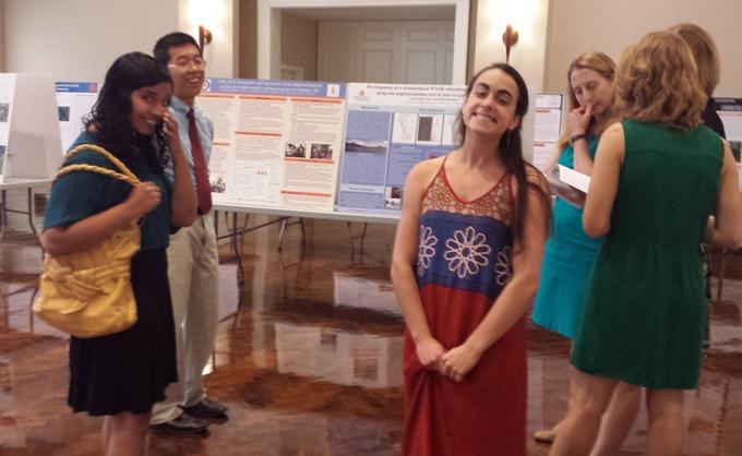 2014 Center for Global Health Scholar Symposium