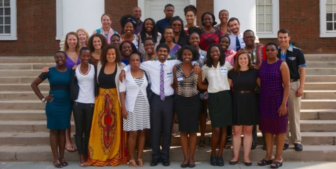 2015 Minority Health International ResearchTraining Scholars