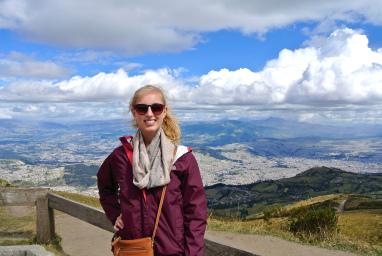 2014 CGH Scholar, Caitlin Secrit