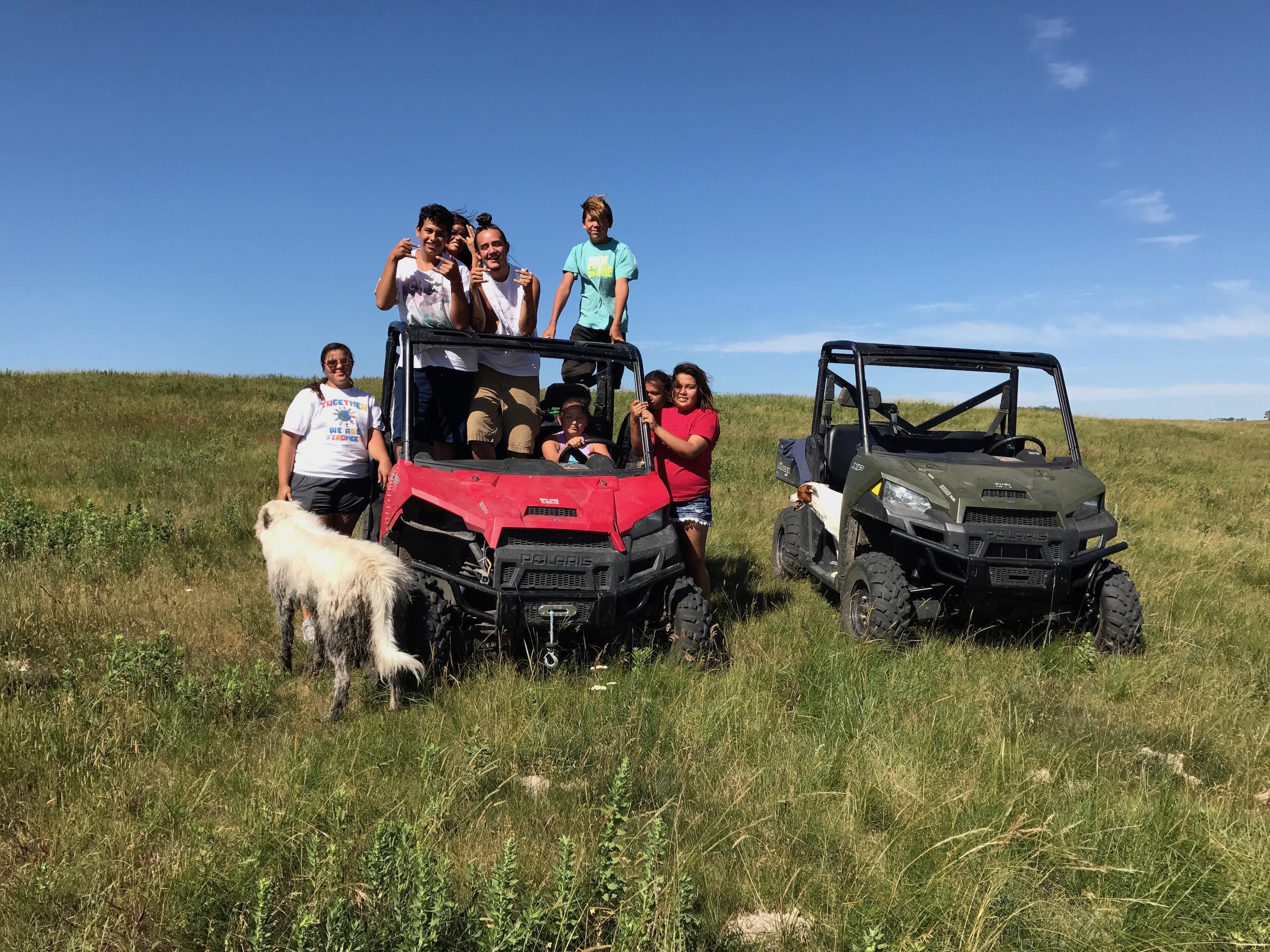 Photo Credit: Megan Eisenfelder, CGH Scholar 2017, Lake Traverse Reservation South Dakota