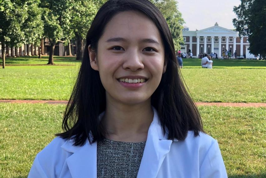 Christie Zheng, School of Medicine, 2023