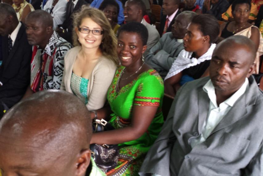 Photo Credit: 2014, CGH Scholar, Simone Mendes, Uganda