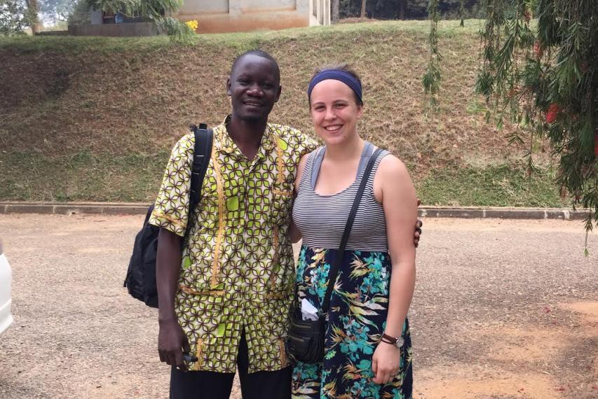 Photo Credit: 2015 CGH Scholar, Anna Long, Uganda