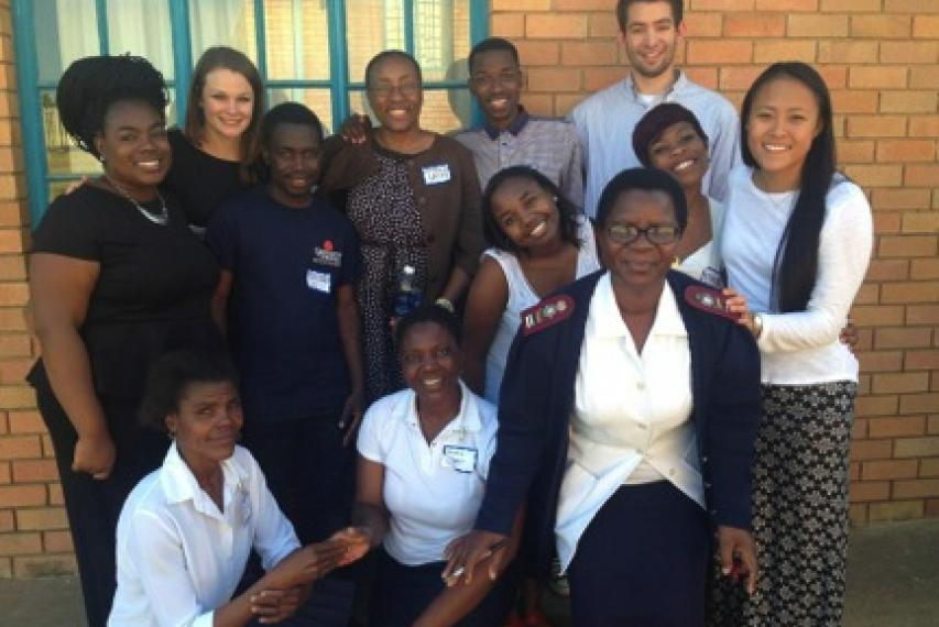 CGH, MHIRT and University of Venda scholars and faculty at the University of Venda