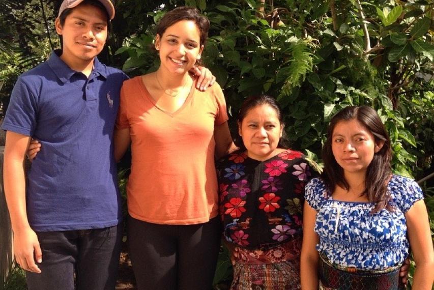 Photo Credit: 2015, CGH Scholar, Gaby Santiago, Guatemala
