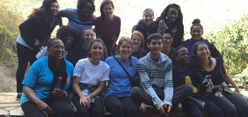 2017 CGH, MHIRT and Univen Scholars in South Africa