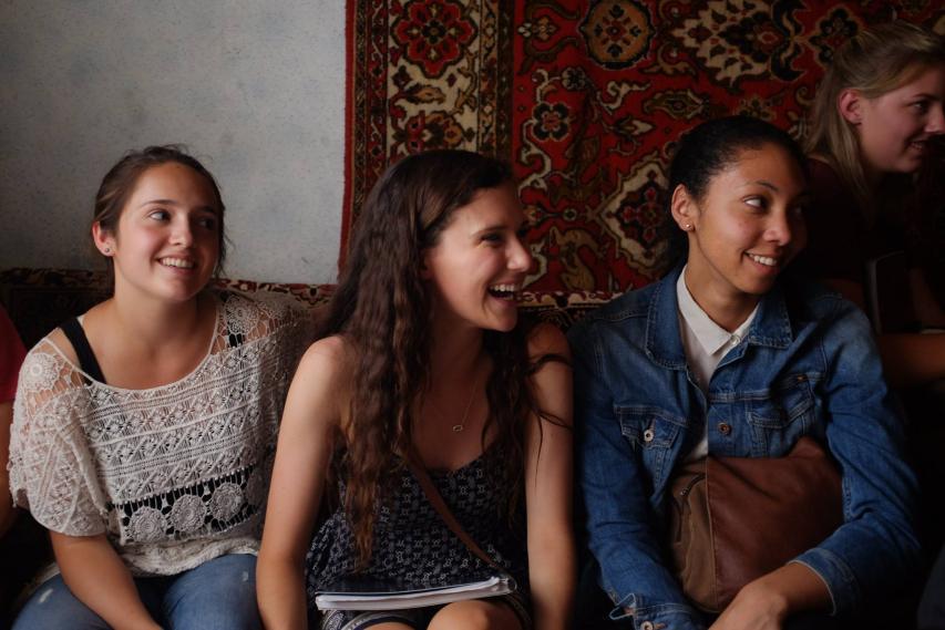 2017 CGH Scholars in Armenia