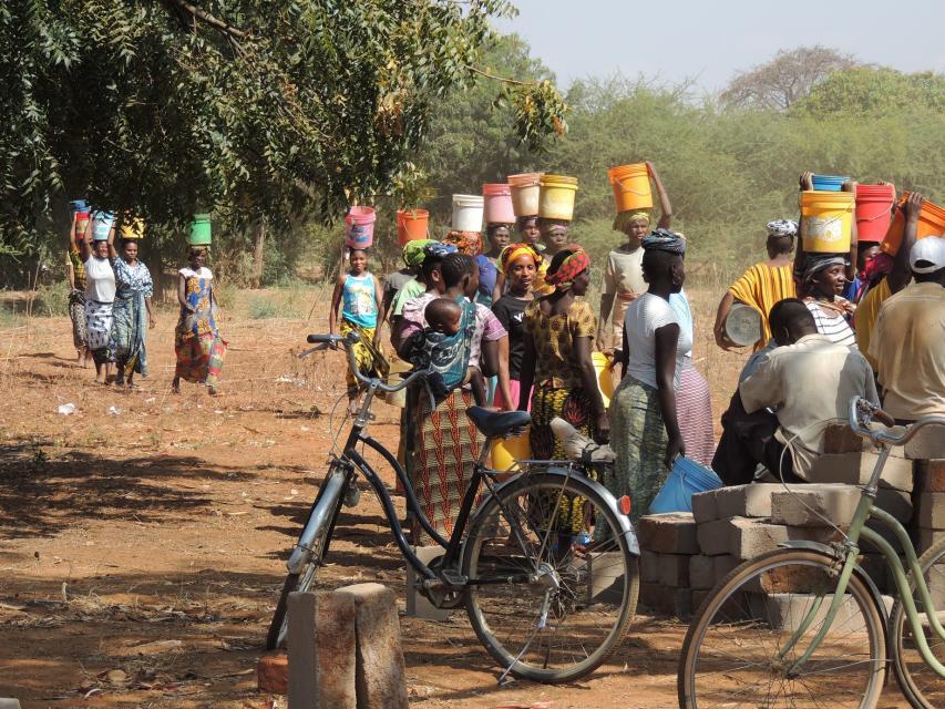 2015 CGH Water Project in Tanzania