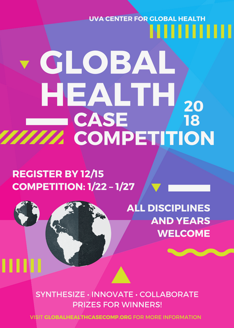 join us a cgh study break to learn more about the 2018 cgh global health case competition