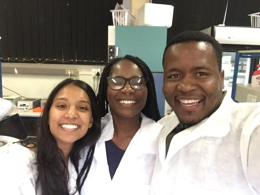2018 CGH and Univen Scholars in South Africa