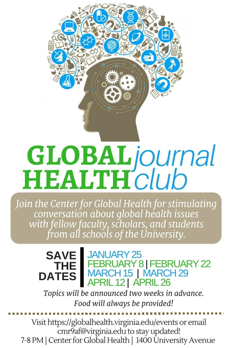 Global Health Journal Club