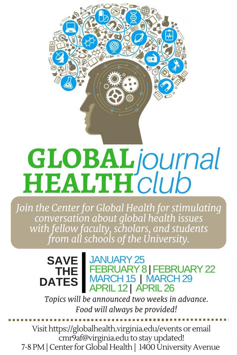 Global Health Journal Club