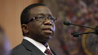 Professor Isaac Adewole is the former Minister for Health of Nigeria