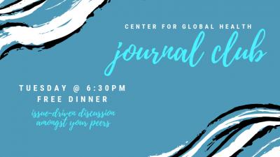 CGH Journal Club