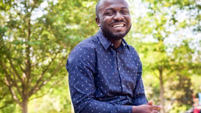 Kwadwo Sarpong @ Emory University