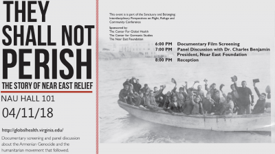 They Shall Not Perish Event: April 11, 2018