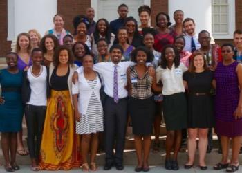 2015 Minority Health International ResearchTraining Scholars