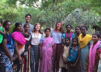 2016 Ram Family CGH Scholars in India