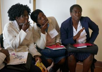 2014 CHIL - Community Health Workers in Limpopo, South Africa