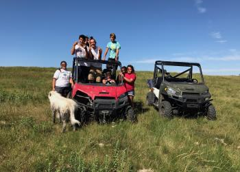 Photo Credit: Megan Eisenfelder, CGH Scholar 2017, Lake Traverse Reservation South Dakota