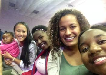 2015 Minority Health International Research Training Scholars in South Africa