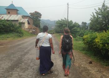 CGH Global Resident Scholars in Rwanda, 2016