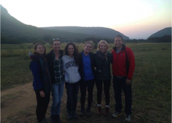 Photo Credit: 2016 CGH Scholar Kelly McCain, South Africa