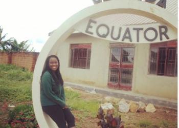 2014 CGH Scholar, Mary Namugosa in Uganda