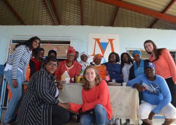 Photo Credit: Helena Gallagher, CGH Scholar 2017, Hammanskraal, South Africa