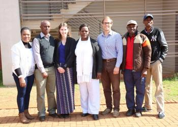 Water and Health in Limpopo Innovations Postdoctoral Fellows and Univen Faculty 2016