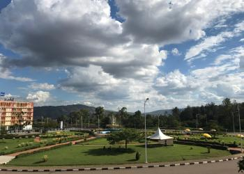 Photo Credit: Fota Sall, CGH Scholar 2017, Kigali, Rwanda