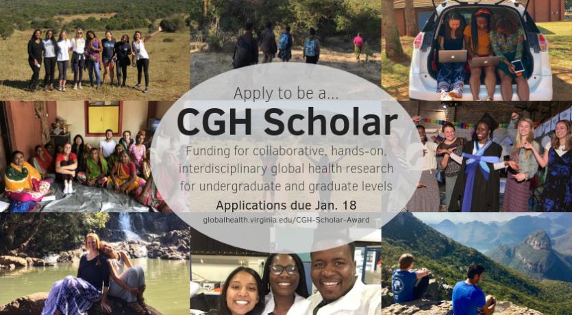 2019 CGH Scholar Award