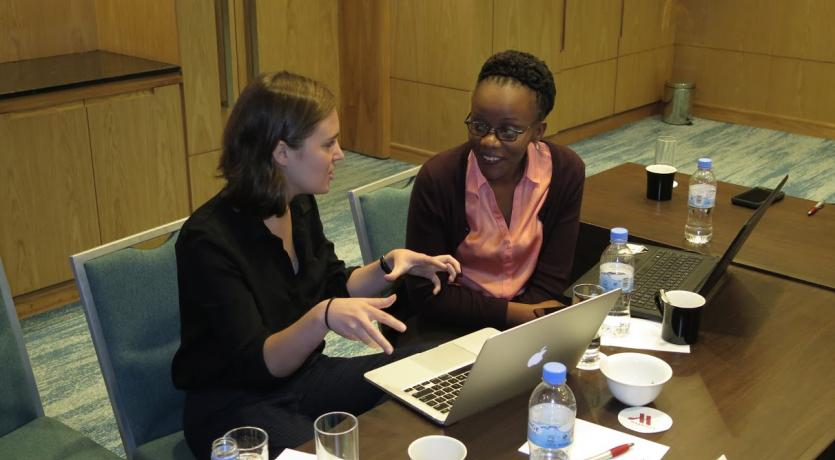 CGH Scholar and Mentor in Kigali, Rwanda, 2019