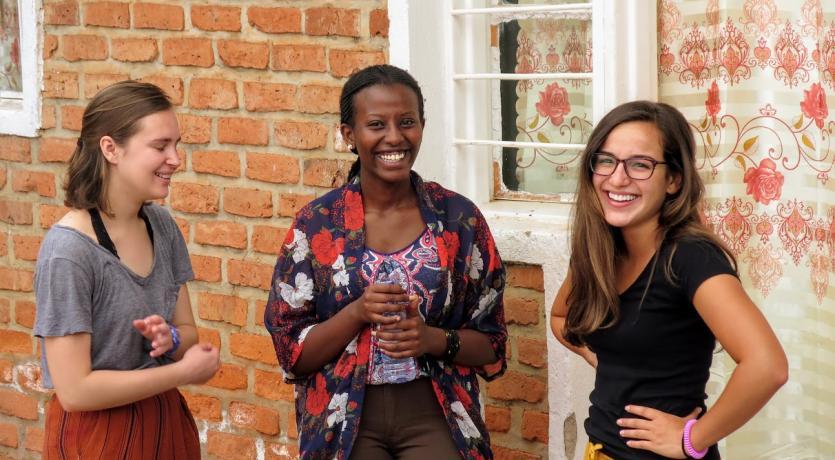 CGHE Scholars and Partners; Rwanda, 2019