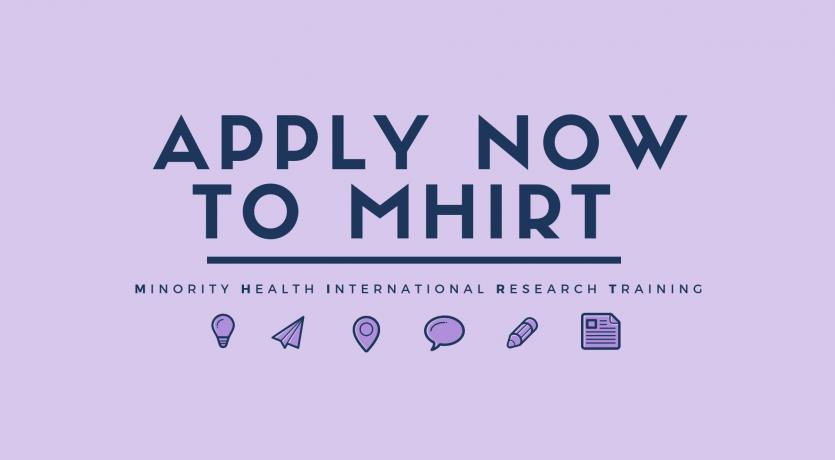 apply to MHIRT program