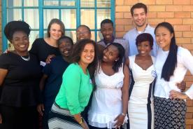 Photo Credit: 2015, CGH Scholar, Alice Xie, South Africa