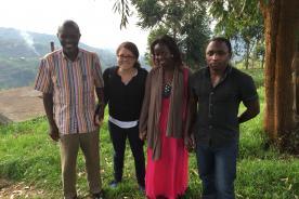 Photo Credit: 2015, CGH Scholar, Anne Eisenstein, Uganda