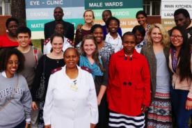 Photo Credit: 2014, CGH Scholars, David Richard, Saron Fantahun, Kaitlin Layne, and Andreya Adams, Limpopo, South Africa
