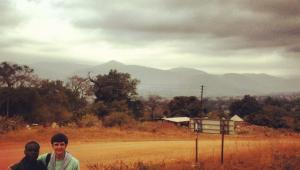 UVa and Univen Scholars in Limpopo, South Africa