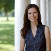 Christine Mahoney, UVa