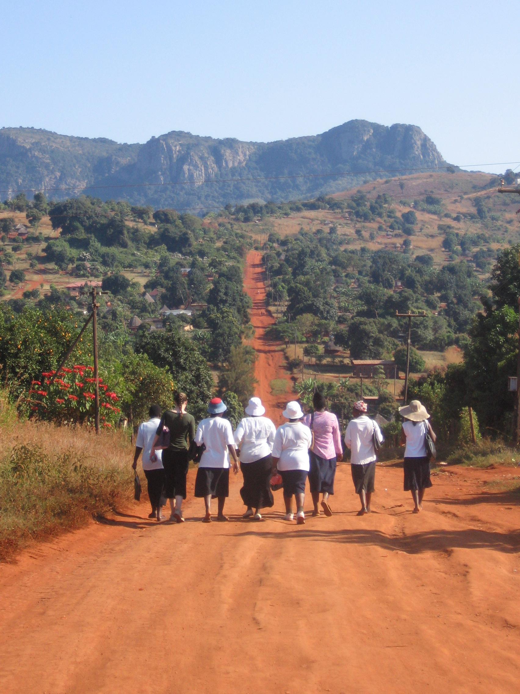 Photo Credit: CGH Scholar, Melissa Mallory, South Africa